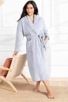 d88c625865 Plus Size - Sara Luxury Robe