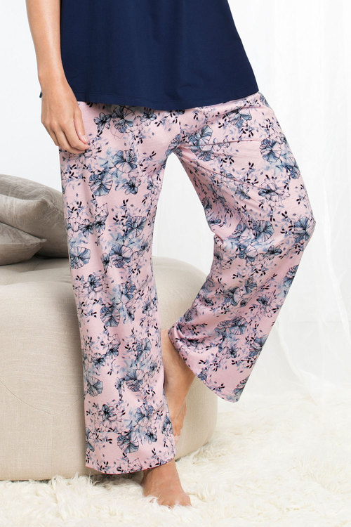 Plus Size - Sara Knit PJ Pants