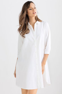 Emerge Shirt Dress