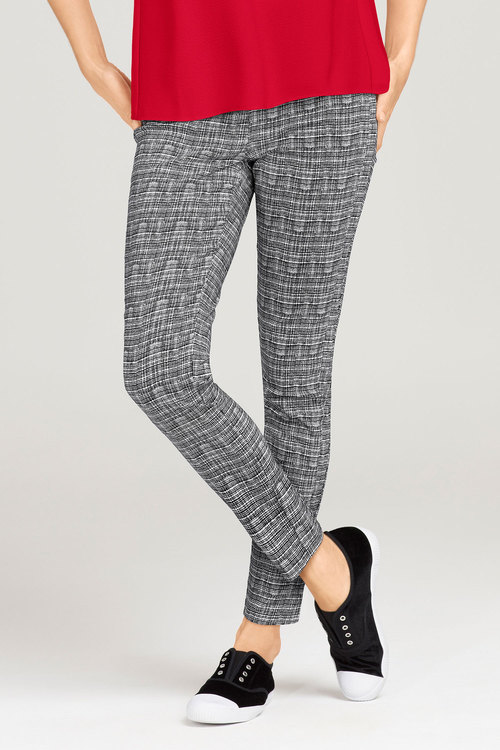 Capture Pull On Printed Pant