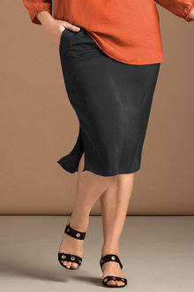 Plus Size - Sara Relaxed Skirt
