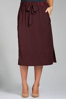 Plus Size - Sara Relaxed Skirt