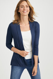 Capture 3/4 Sleeve Cardigan - 169385