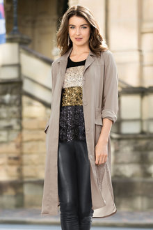 Grace Hill Overcoat