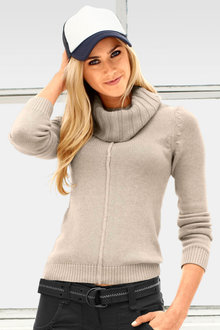 Urban Roll Neck Pullover