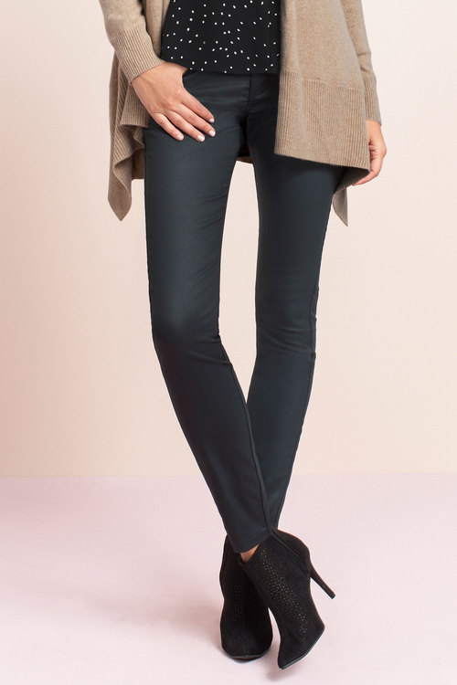 Grace Hill Coated Jean