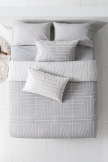 Cotton Coordinates Duvet Cover Set