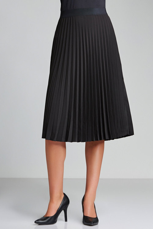 Capture Pleat Skirt