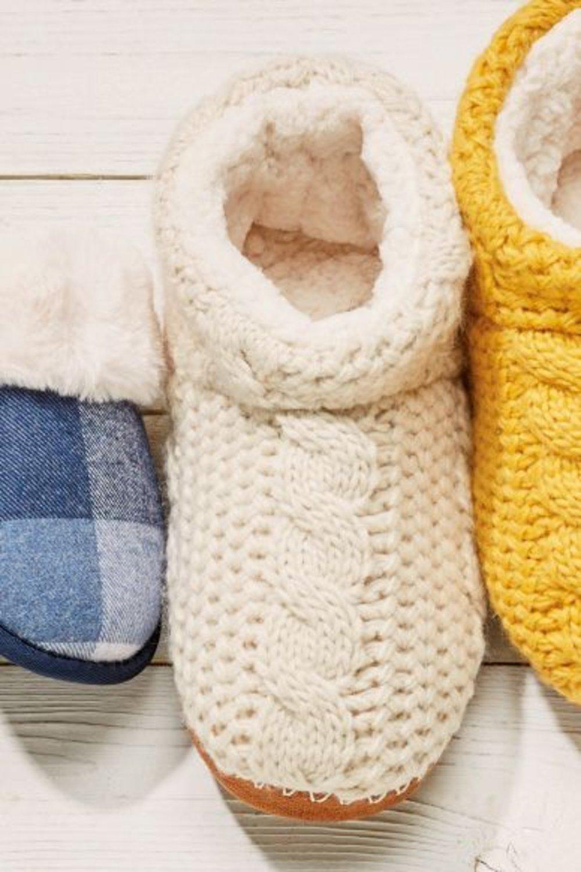 Next Cable Knit Slipper Boots Online Shop Ezibuy