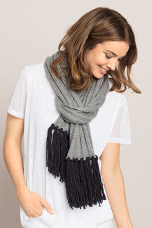 Grace Knitted Scarf
