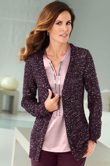Capture European Sparkle Cardigan
