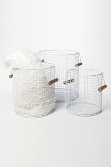 Miles Wire Basket Set of 3