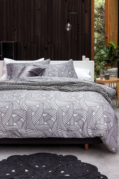 Arc Duvet Cover Set