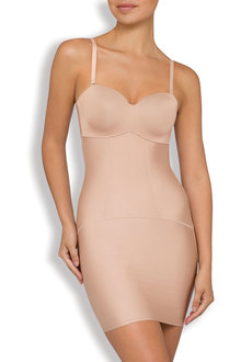 Nancy Ganz Slip Dress