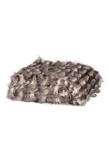 Nile Faux Fur Blanket