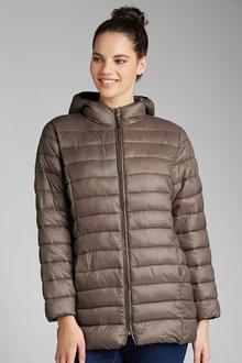 Plus Size - Sara Puffer Jacket