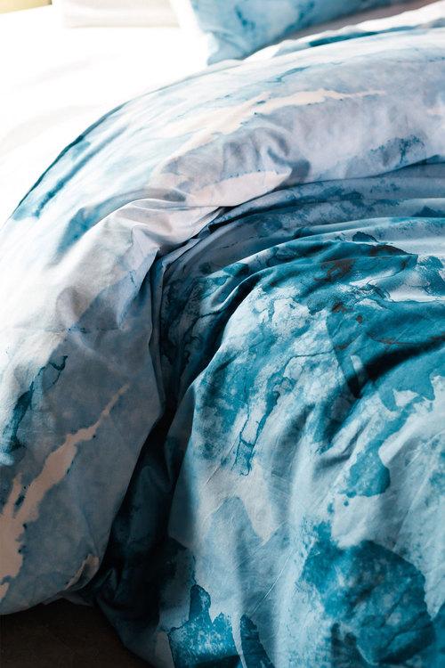 Ink Wash Duvet Cover Set