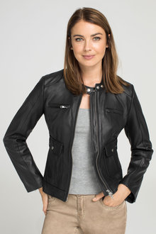 Heine Leather Jacket