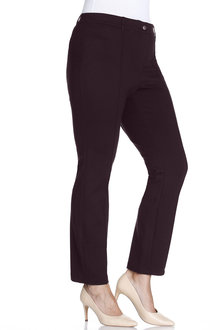 Plus Size - Sara So Slimming Stretch Pant