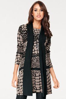 Heine Knit Printed Cardigan