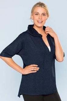 Plus Size - Sara Stretch Hoodie