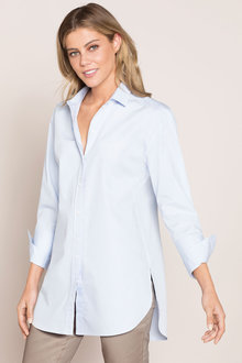 Capture Longline Cotton Shirt - 170977
