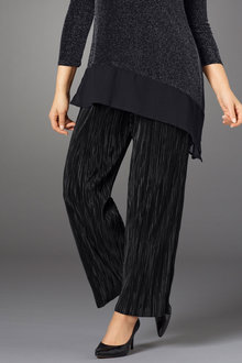 Plus Size - Sara Pleated Pant
