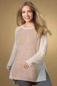 Plus Size - Sara Cozy Sweater