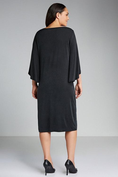 Plus Size - Sara Coupre Knit Dress