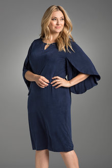 Plus Size - Sara Coupre Knit Dress