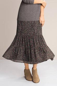Emerge Chiffon Skirt