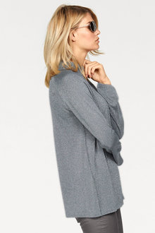 Capture High Neck Knit
