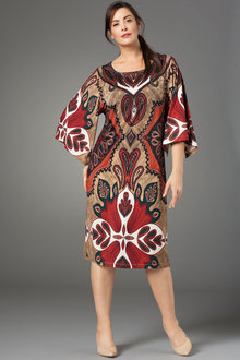 Plus Size - Sara The Perfect Dress