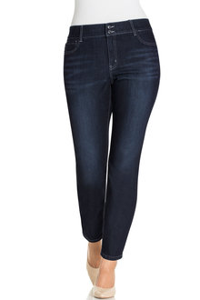Plus Size - Sara So Slimming Jean