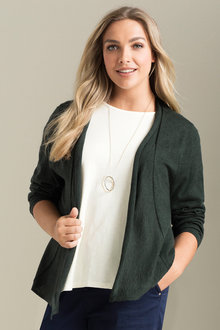 Plus Size - Sara Autumn Cardigan