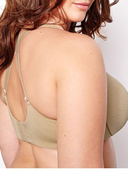 Plus Size - Deesse Contour Flawless Bra