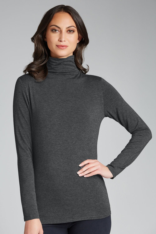 Capture Polo Neck