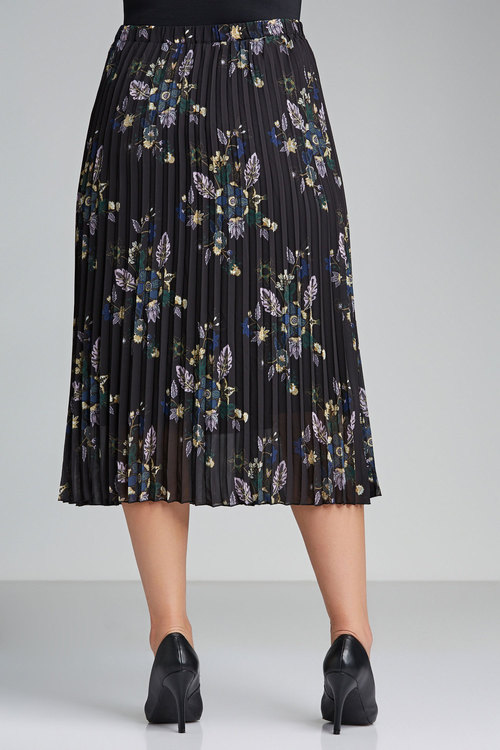 Sara Sunray Pleated Skirt