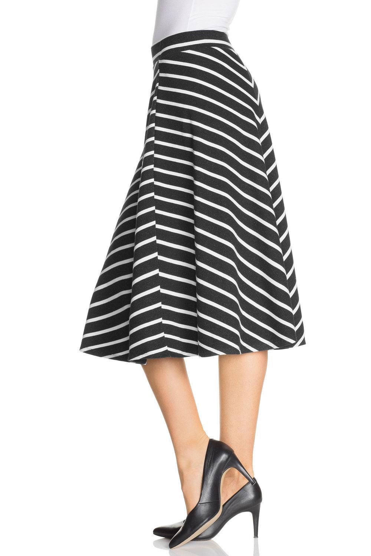 c63a63e4ebc Capture Chevron Knit Skirt Online