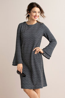 Capture Textured Knit Shift - 171817