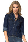 Urban Classic Denim Shirt