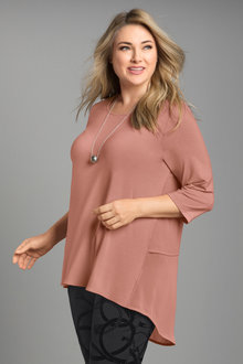 Plus Size - Sara Layer Tunic