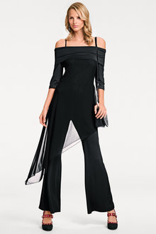 Heine Layer Detail Jumpsuit