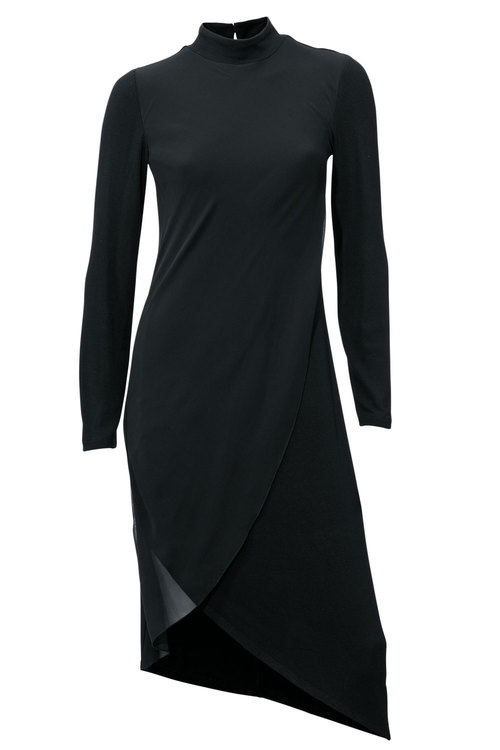 Heine Wrap Front Dress