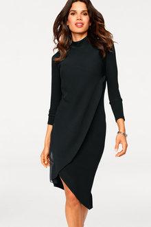 Heine Wrap Front Dress - 172016