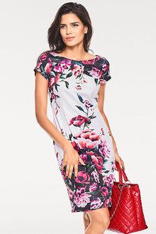 Heine Maxi Floral Print Dress