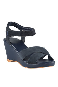 Wide Fit Elza Wedge
