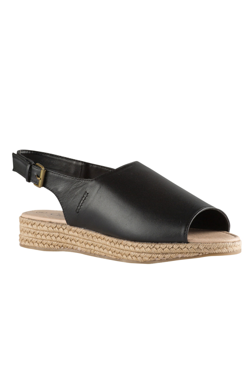 Wide Fit Georgia Espadrille Sandal