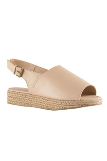 Wide Fit Georgia Espadrille Sandal - 172054