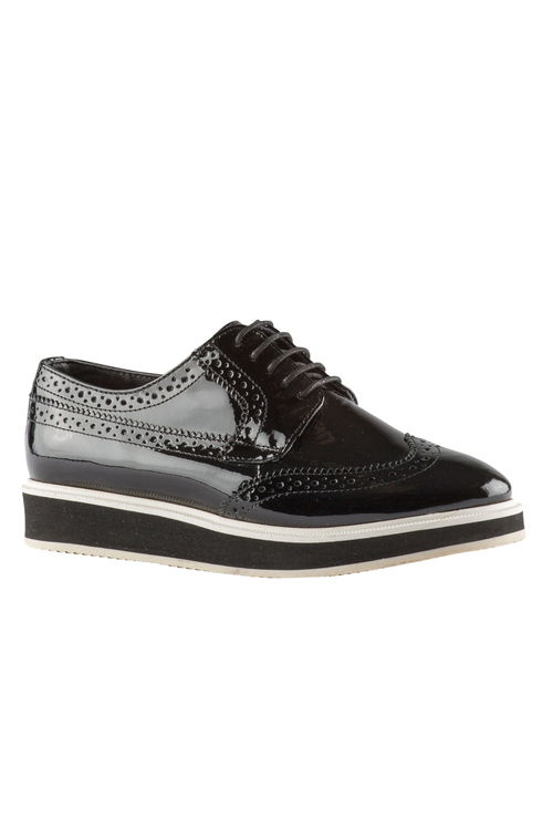 Selleck Lace Up
